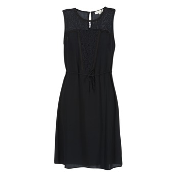 Vêtements Femme Robes courtes Cream DONA Noir
