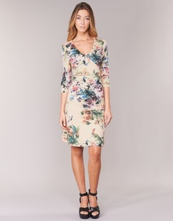 Vêtements Femme Robes courtes Cream ROSEMARY Multicolore