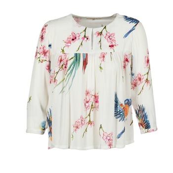 Vêtements Femme Tops / Blouses Derhy DIGNE Ecru