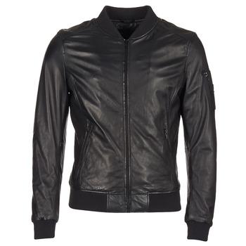Vêtements Homme Vestes en cuir / synthétiques Oakwood 62354 Noir