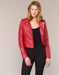 Vêtements Femme Vestes en cuir / synthétiques Oakwood 62326 Rouge