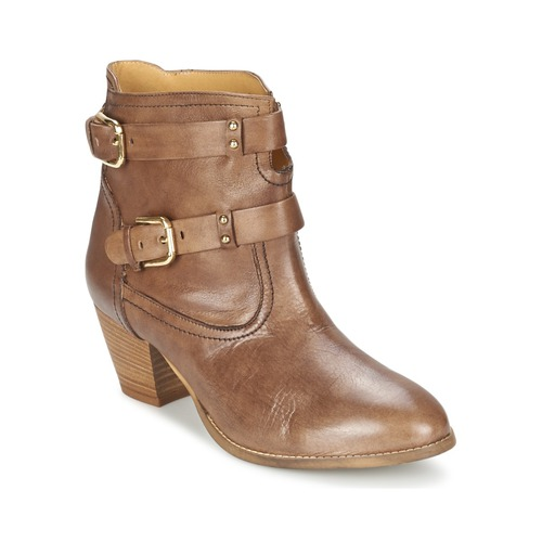 Bottines / Boots Casual Attitude SANOU Marron 350x350