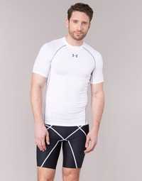 Vêtements Homme T-shirts manches courtes Under Armour Armour HG SS Blanc