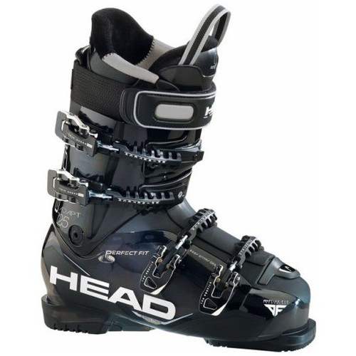 Chaussures Homme Ski Head CHAUSSURES  ADAPT EDGE 125 TRANSP ANTHRACITE/BLACK 2016 Unicolor
