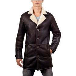 Vêtements Homme Vestes en cuir / synthétiques Giorgio Jones Bombardier Marron