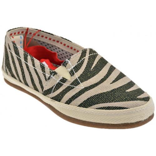 Chaussures Femme Slips on O-joo L500 Glissement Baskets basses