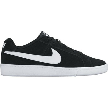 Chaussures Homme Baskets basses Nike Men's  Court Royale Suede Shoe 819802 011 NEGRO