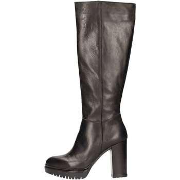 Chaussures Femme Low boots Ad.side TS900 Botte Femme Noir Noir