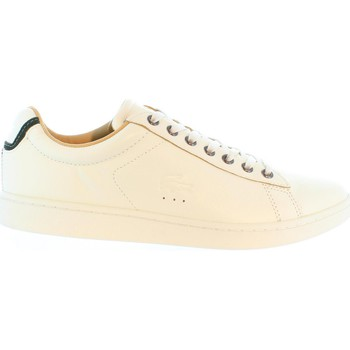 Chaussures Homme Baskets mode Lacoste 30SRM0001 CARNABY Blanco