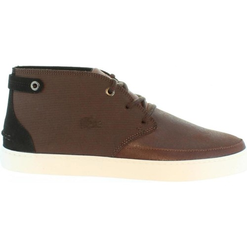 Chaussures Homme Boots Lacoste 32CAM0012 CLAVEL Marr?n