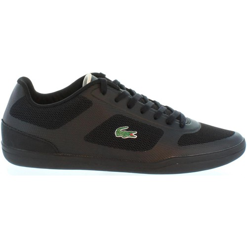 Chaussures Homme Baskets mode Lacoste 32SPM0004 COURT Negro