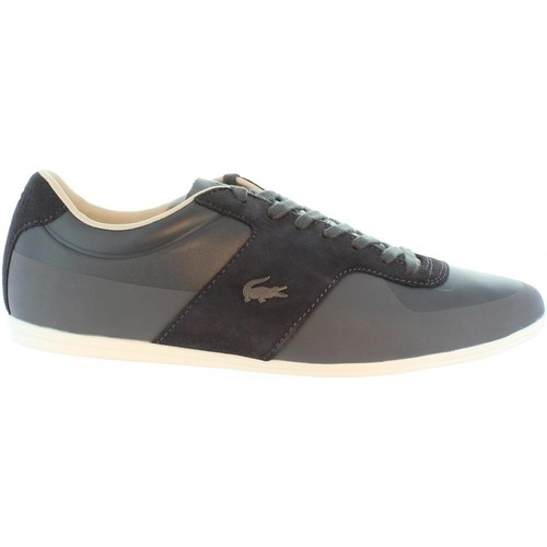 Chaussures Homme Baskets mode Lacoste 32CAM0052 TURNIER Gris