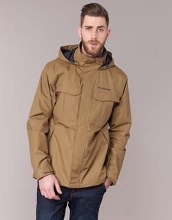Vêtements Homme Parkas Columbia DR DOWNPOUR Camel