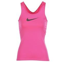 Vêtements Femme Débardeurs / T-shirts sans manche Nike NIKE PRO COOL TANK Rose