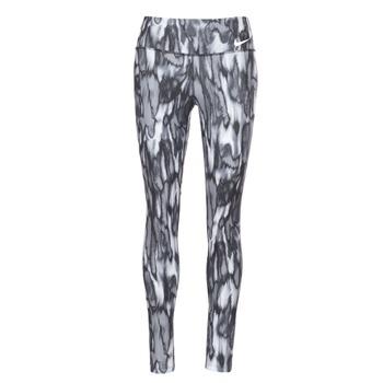 Vêtements Femme Leggings Nike PWR LGND TGHT PRNT Gris / Noir