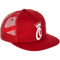Casquettes Obey Casquette  Crown Trucker Rouge Homme