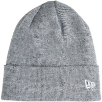 Bonnets New Era Bonnet Fleckle Knit 2  Gris Bleu