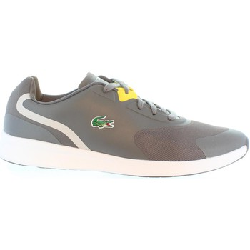 Chaussures Homme Baskets mode Lacoste 32SPM0025 LTR01 Gris