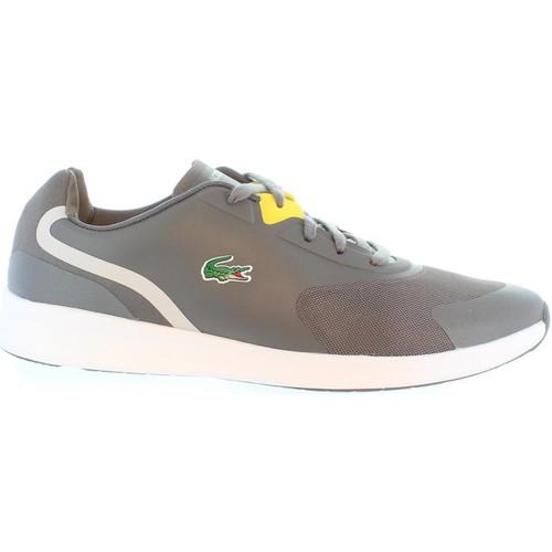 Chaussures Homme Baskets mode Lacoste 32SPM0025 LTR01 Gris