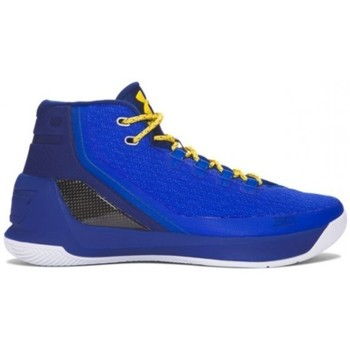 Baskets montantes Under Armour Chaussure de Basketball  Stephen Curry 3 Dub Nation away
