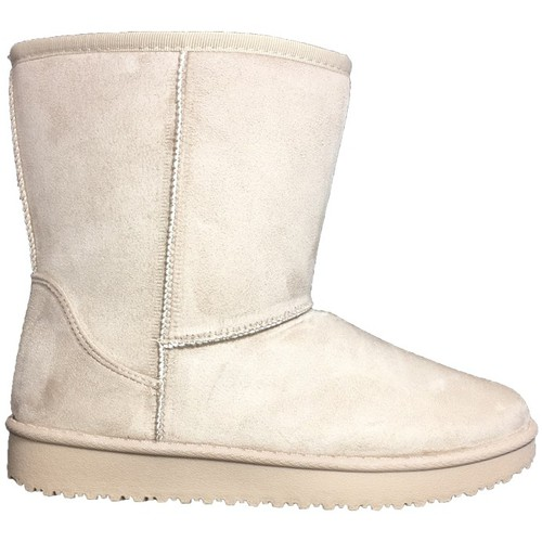 Chaussures Femme Boots Nice Shoes Boots Beige 35-755 Beige