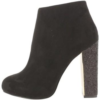 Chaussures Femme Bottines Versace e0vobs71 noir