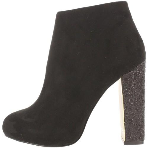 Chaussures Femme Bottines Versace Jeans e0vobs71 noir