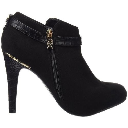 Chaussures Femme Low boots Xti 30270 noir