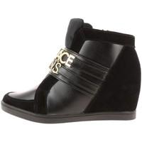 Chaussures Femme Baskets basses Versace e0vobsa3 noir