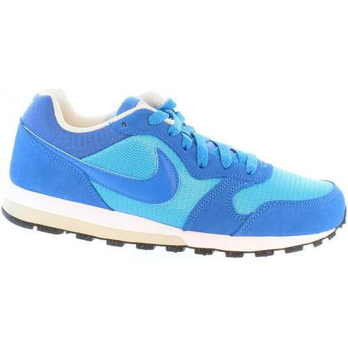 Chaussures Femme Baskets mode Nike 749869 MD RUNNER 2 Azul