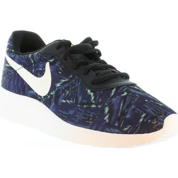 Chaussures Femme Baskets mode Nike 820201 TANJUN PRINT Azul