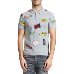 Vêtements Homme Polos manches courtes Jack & Jones Polo Jack And Jones Trooper Gris Homme Gris