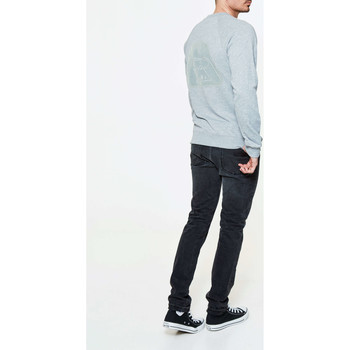 Vêtements Femme Sweats Jack & Jones Sweat Shirt Jack And Jones Vader Gris Homme Gris