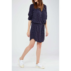 Robes courtes Maison Scotch Robe  Stars Marine Femme