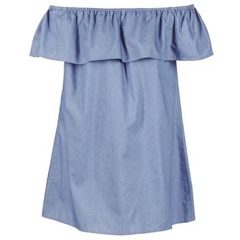 Vêtements Femme Robes courtes Betty London GARDOT Bleu