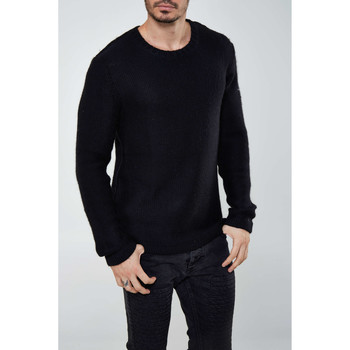 Vêtements Homme Pulls Cheap Monday Pull  Cell Noir Homme Noir
