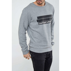 Vêtements Homme Sweats Cheap Monday Sweat Shirt Per Gris Chine Homme Gris