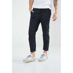 Vêtements Homme Chinos / Carrots Cheap Monday Pantalon Chino  Work Marine Homme Marine