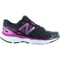 Chaussures Femme Baskets mode New Balance W680LB3 Negro