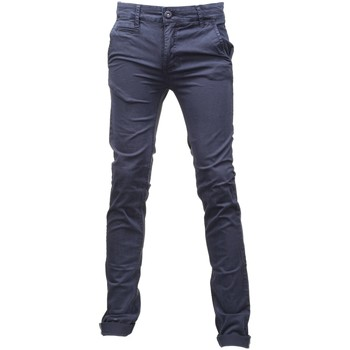 Vêtements Garçon Chinos / Carrots Kaporal Glur Chino Graphite Gris
