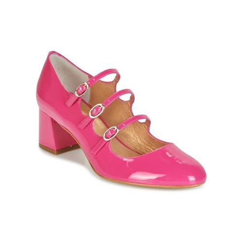 Chaussures Femme Escarpins Mellow Yellow BYDOUDOU Fuchsia