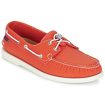 Chaussures Homme Chaussures bateau Sebago DOCKSIDES ARIAPRENE ORANGE ARIAPRENE