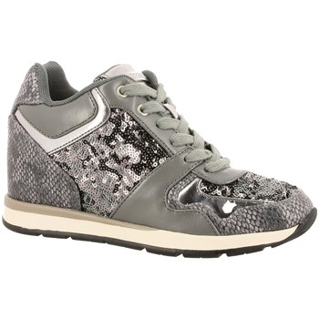 Chaussures Femme Baskets basses Guess fllcy3 gris