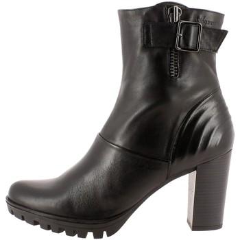 Chaussures Femme Bottines Dorking 6540-su noir