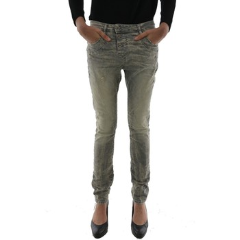 Vêtements Femme Jeans Please jeans  p78a gris gris