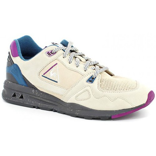 Chaussures Homme Running / trail Le Coq Sportif R 1000 90'S OUTDOOR Beige