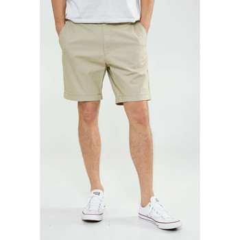 Vêtements Homme Shorts / Bermudas Cheap Monday Bermuda  Kenneth Beige Homme Beige