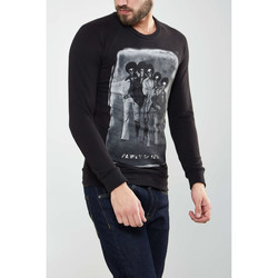 Vêtements Homme Sweats Seven Tees Sweat Shirt  Son Noir Femme Noir