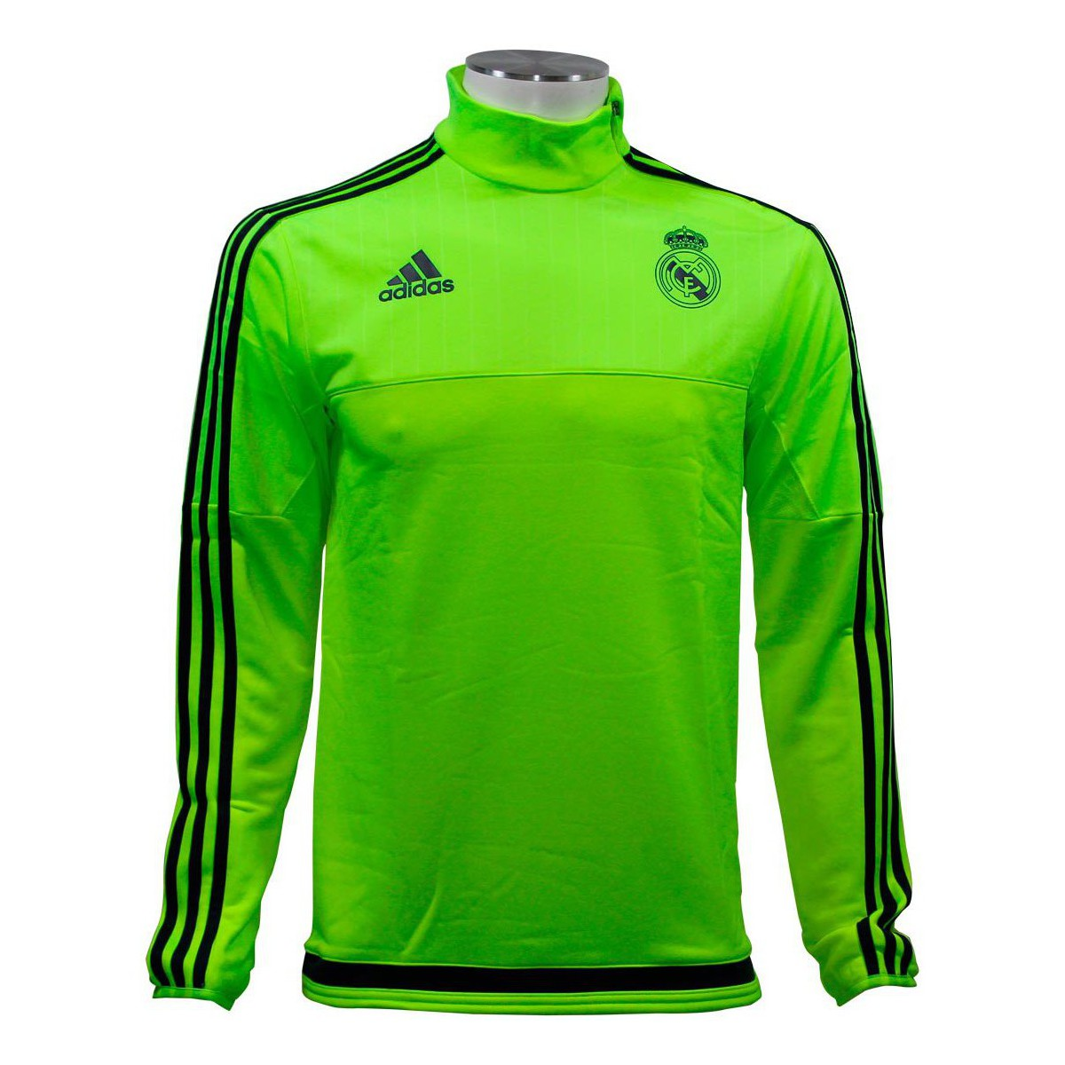 adidas Performance REAL MADRID TRACK TOP Veste de Football Homme Jaune jaune