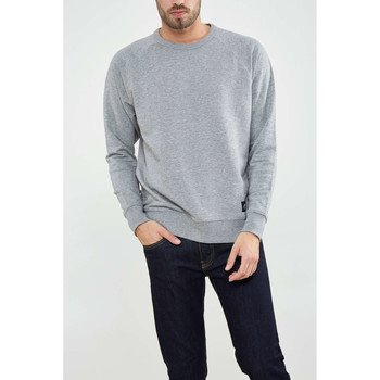 Vêtements Homme Sweats Cheap Monday Sweat Shirt  Rules Gris Chine Homme Gris